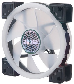 Akasa Vegas TLX Dual Sided Addressable RGB Cooling Fan 120mm
