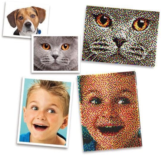 Mozaika Quercetti Pixel Photo Art 4 0804