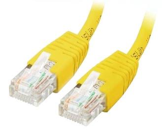 Equip Cable CAT 5e U/UTP 1m Yellow
