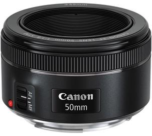 Objektyvas Canon EF 50mm f/1.8 STM