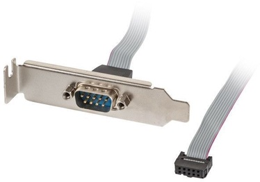 Lanberg Low Profile Serial Male to Female BR-0002-S
