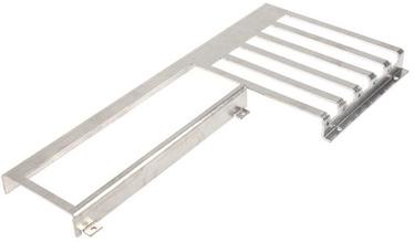 DimasTech PCI Cage Micro-ATX 5 Slots Aluminium