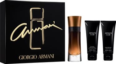 Giorgio Armani Code Profumo 60ml EDP + 75ml Aftershave Balm + 75ml Shower Gel