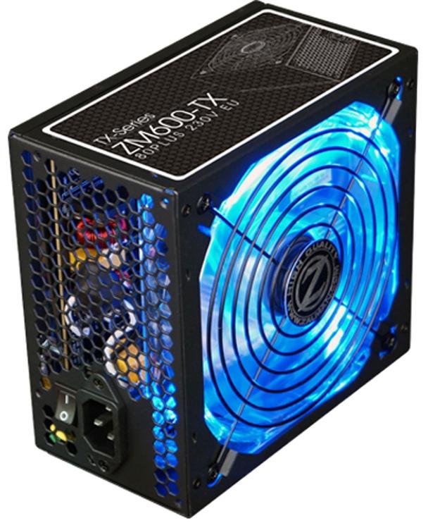 Zalman ATX 2.31 Dual Forward 600W ZM600-TX