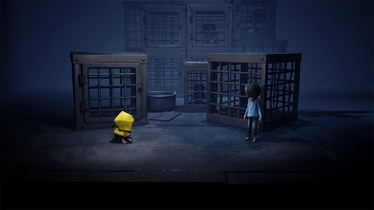 Nintendo Switch mäng Little Nightmares Complete Edition SWITCH