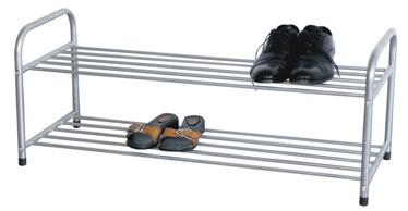 Batų lentyna Futura, pilka, 93 x 35 x 38 cm