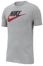 Nike Mens Brand Mark T-Shirt AR4993 063 Grey M
