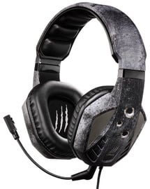 Ausinės Hama uRage SoundZ Evo Gaming Headset Black