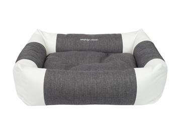Кровать для животных Amiplay Classic, серый, 720x900 мм