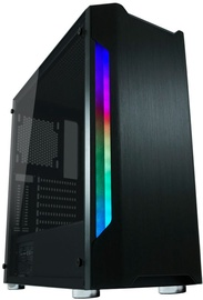 LC-Power Gaming 701B Badge X ATX Mid-Tower Black