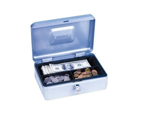 SN Money Box C-250M Grey
