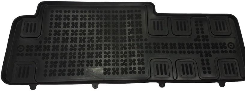 Резиновый автомобильный коврик REZAW-PLAST Peugeot Traveller 2016 Rear, 1 шт.