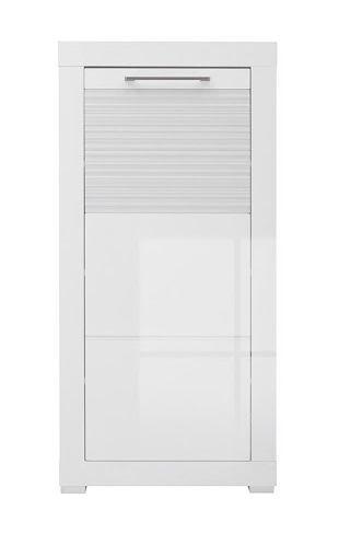 Apavu plaukts WIPMEB Polaris Typ 10, balta, 520x370x1100 mm