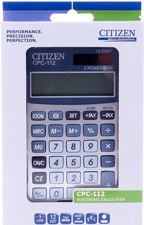 Citizen CPC 112WB