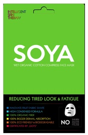 BeautyFace Intelligent Skin Therapy Reducing Tiredness Compress Mask Soya Protein 1pc