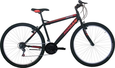 Henry Hogan SMU27118B UOMO MTB 27.5'' Black/Red