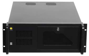 Netrack Server Case eATX 4U Rack 19''