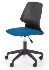 Bērnu krēsls Halmar Gravity Black/Blue