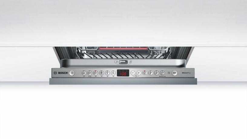 Įmontuojama indaplovė Bosch SPV46MX00E