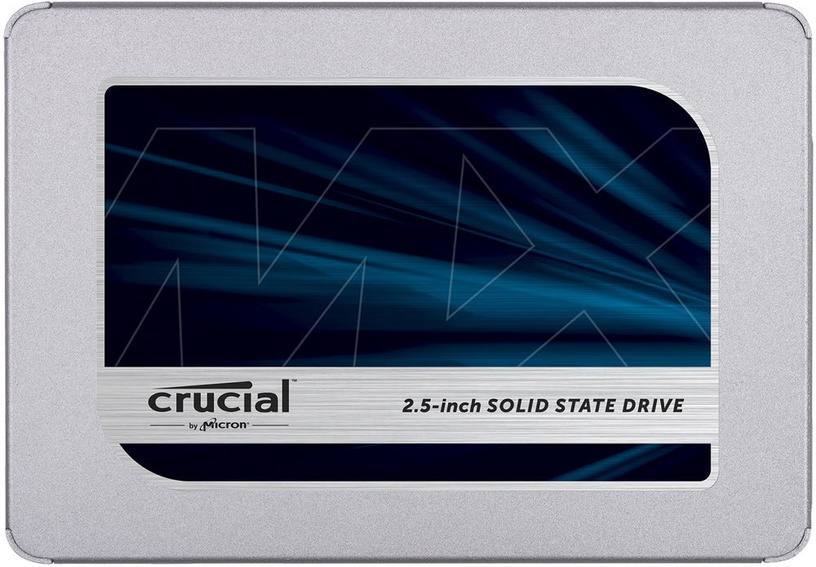 "Diskas standusis Crucial MX500 250GB SATA 2.5"""