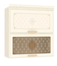 DaVita Milana 23.09 Kitchen Upper Cabinet Astrid Pine/Vanilla