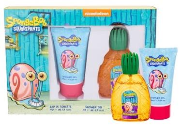 Nickelodeon SpongeBob Squarepants Gary 50ml EDT + 75ml Shower Gel