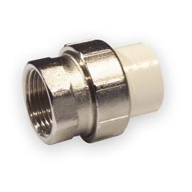 Adapteris PVC-C, Nibco 4733 - 305, 1/2IN vidinis sriegis/klijuojamas vidus