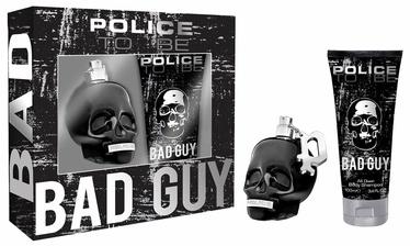Набор для мужчин Police To Be Bad Guy 2pcs Set 140ml EDT