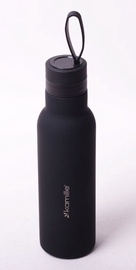 Kamille Vacuum Flask 475ml Black KM2020