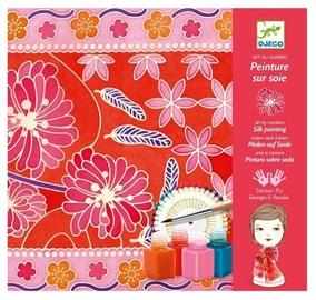 Djeco Silk Printing Japanese Garden