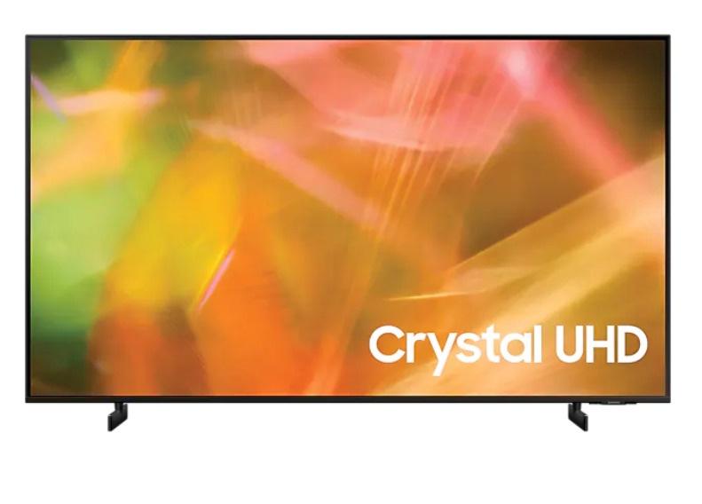 Televizorius Samsung UE43AU8072UXXH LED