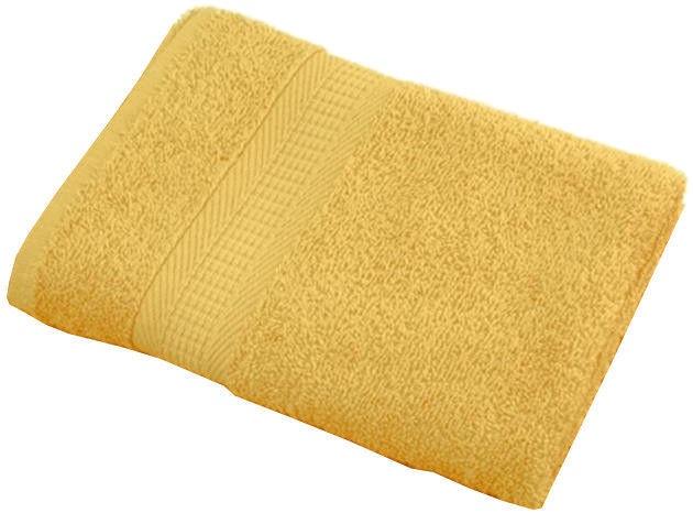 Bradley Towel 50x90cm Yellow