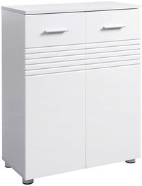 Songmics Bathroom Cabinet White 60x80cm