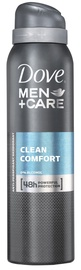 Dove	Men + Care Clean Comfort 48h Deospray 150ml