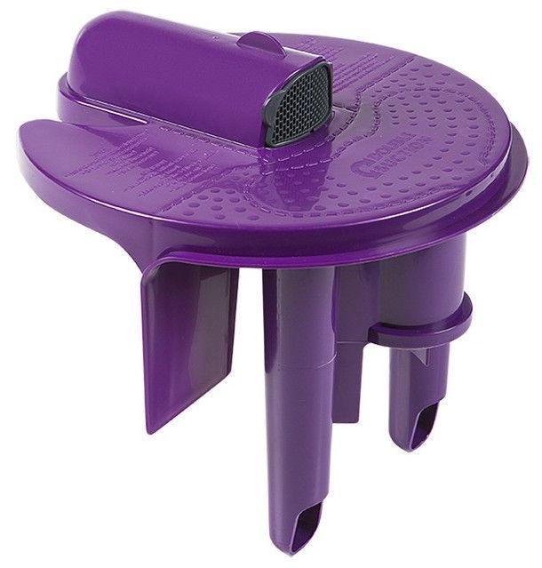 Dulkių siurblys Zyle Bora 5000Z Black/Violet