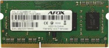 Operatīvā atmiņa (RAM) Afox AFSD416ES1P DDR4 (SO-DIMM) 16 GB