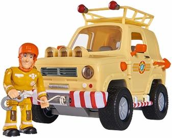 Simba Fireman Sam Toms 4x4