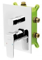 Novaservis BOX38051RX,0 Tina Shower Mixer Chrome