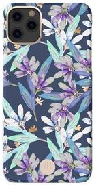 Kingxbar Blossom Back Case For Apple iPhone 11 Pro Tulip
