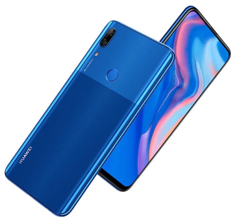 Мобильный телефон Huawei P Smart Z, синий, 4GB/64GB