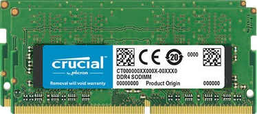 Crucial 32GB 2400MHz CL17 DDR4 SODIMM KIT OF 2 CT2K16G4SFD824A