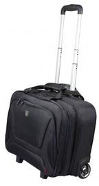 Port Designs Notebook Trolley Bag Courchevel 15.6'' Black
