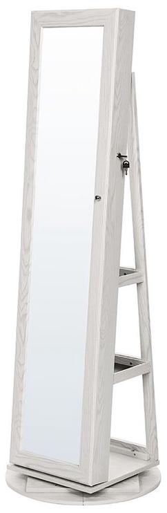 Peegel Songmics UJJC62WT, 38 cm x 161 cm