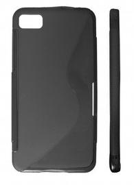 KLT Back Case S-Line HTC 8X C620e Silicone/Plastic Black