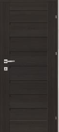 Vidaus durų varčia Classen Grena, antracit ąžuolo, kairinė, 64.4x203.5 cm