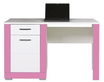 BogFran Writing Desk Twin TW12 Pink