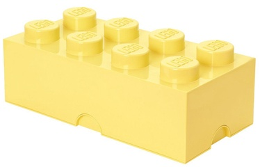 LEGO Storage Brick 8 Large Cool Yellow