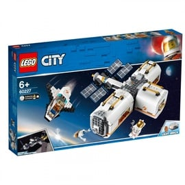 Konstruktorius Lego City Lunar Space Station 60227