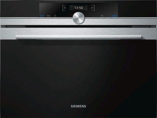 Įmontuojama mikrobangų krosnelė Siemens iQ700 CF634AGS1
