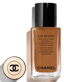 Chanel Les Beiges Healthy Glow Foundation Hydration And Longwear 30ml B140